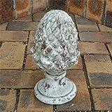 アウラ・アーティチョーク[直径13cm、高さ24.5cm ガーデンオーナメント・デコレーションに] ノーブランド品