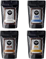 Bada Bean Coffee, Variety Pack, Roasted Beans, 1kg. Fresh Roasted Daily. Award Winning Speciality Coffee Beans. (Whole Beans