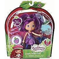 The Bridge Direct Strawberry Shortcake Sweet Beats Plum Pudding Doll 6 Inches [並行輸入品]