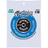 MARTIN アコースティックギター弦 AUTHENTIC ACOUSTIC Superior Performance MA130 Silk & Steel .0115-.047