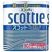 スコッティ スコット フレグランス 8ロール(シングル)