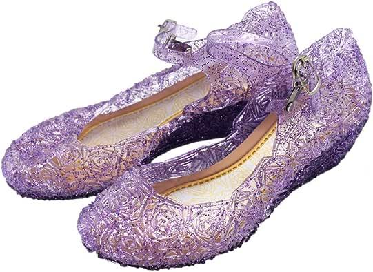 [Mulslect] キッズ ラバーシューズ 子供靴 女の子 メリージェーン ゼリーバードネスト レイヤードサンダル
