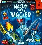 魔法使いの夜 (Nacht der Magier) Für 2 - 4 Kinder ボードゲーム