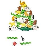 [ ハバ ] HABA 木のおもちゃ ワニに乗る? 3678 / 4478 知育玩具 集中力 積み上げ 子供 プレゼント 積み木 Animal Upon Animal Themes n Series [並行輸入品]