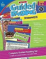 Guided Reading - Summarize, Grades 5 - 6 (Ready to Go)