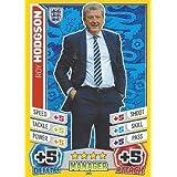 Match Attax Englandイングランドワールドカップ2014ロイ・ホジソンManager