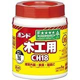 ボンド 木工用 CH18 1kg(ポリ缶) #40127