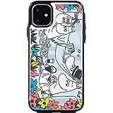 iPhone 11 ケース アイフォン11 ケース 手帳型 財布型 ムーミン スマホケース iPhone 11 カバー 保護ケース カード収納 スタンド機能 高級PUレザーケース 全面保護 耐衝撃 薄型 超軽量 オシャレ 6.1inch