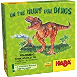 HABA Current Edition On The Hunt for Dinos Board Game