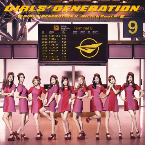 GIRLS' GENERATION Ⅱ ~Girls & P...