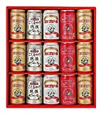 エチゴビール 詰合せギフトEG-15 350ml ×15