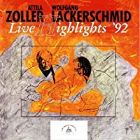 Live Highlights '92 by Attila & Lackerschmid