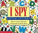 I spy little letters (I spy little book)