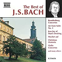Best of J.S. Bach by J.S. BACH (1997-09-29)