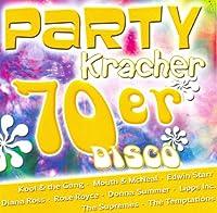 Kool & The Gang, Donna Summer, Diana Ross, Rose Royce, Santa Esmeralda..