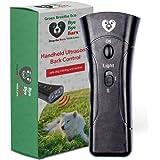Bye Bye Barx Anti Barking Device   Ultrasonic Dog Bark Deterrent for Small Medium or Large Dog   3 in 1 Dog Training Aid   Co
