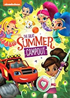 Nickelodeon Favorites: Great Summer Campout! [DVD]