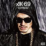 Flying B♪AK-69のCDジャケット