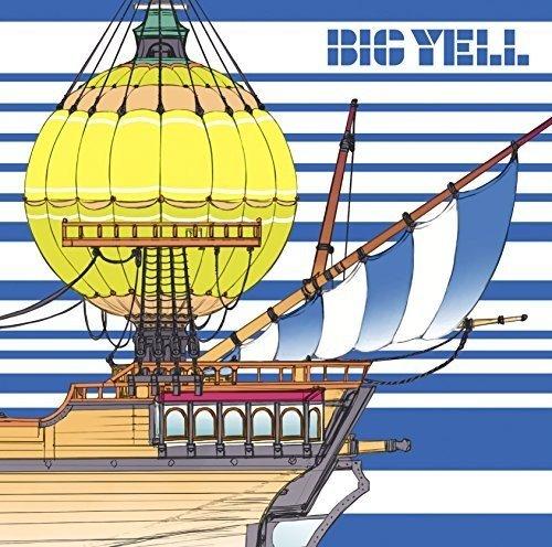 [画像:BIG YELL (初回生産限定盤)(CD+DVD)]