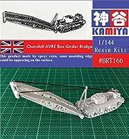 1/144 未組立 WWII British Churchill Bridge Layer Tank (BRT166)