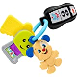 Fisher-Price GJW18 Laugh & Learn Play & Go Keys