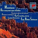 メシアン:峡谷から星たちへ