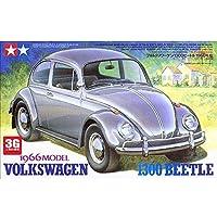 Tamiyaモデル24136 ?Automobileアセンブリ1 ?/ 24 ?1966 Volkswagen Beetleモデル