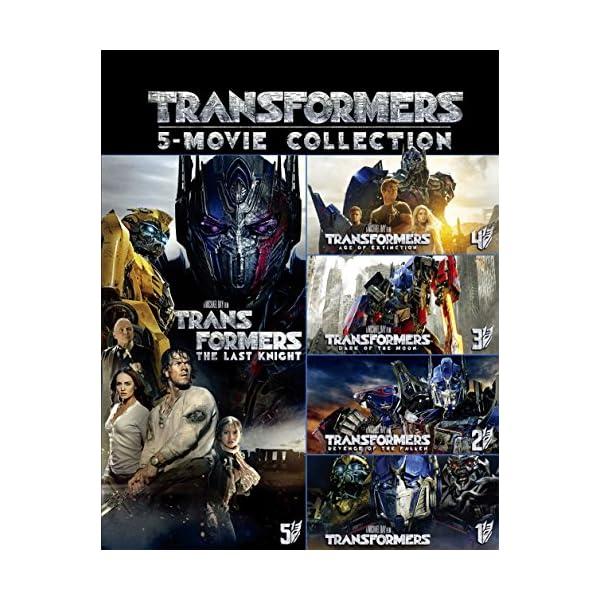 トランスフォーマー ブルーレイシリーズパック 特...の商品画像