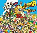 Magical Music Train♪RAG FAIRのCDジャケット