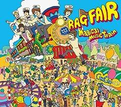 RAG FAIR「朝散歩」のCDジャケット