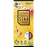 IIJ Japan Travel SIM for unlocked phone 3GB(nano/micro/標準SIMマルチ対応) IM-B282