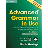 Advanced Grammar in Use Book with Answers and Interactive eBook: A Self-study Reference and Practice Book for Advanced Learne