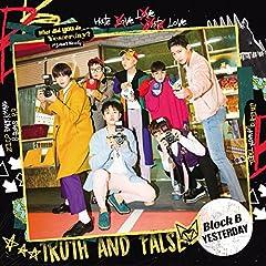 Block B「Walkin' In The Rain (Japanese Version)」のジャケット画像