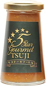 5 Star Gourmet TSUJI ステーキソース 125ml 1個