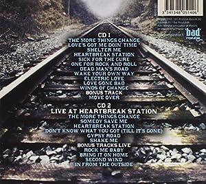 Heartbreak Station + Live