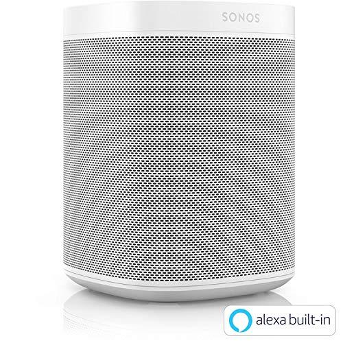 Sonos One スマートスピーカー Amazon Alexa搭載 ホワイト