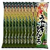五木食品 久留米ネギとんこつラーメン 172g×10個