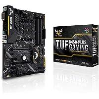 ASUS AMD B450搭載 AM4対応 マザーボード TUF B450-PLUS GAMING【ATX】【 第3世代…