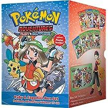 Pokémon Adventures Ruby & Sapphire Box Set: Includes Volumes 15-22