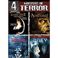 MASTERS OF TERROR 4