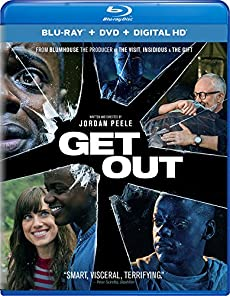 Get Out [Blu-ray] [Import]