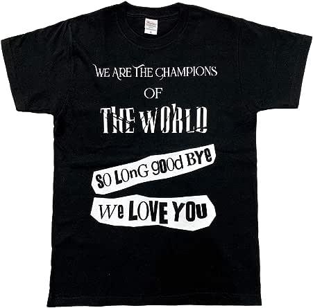 [YOSHITATSU] THE WORLD Tシャツ (S)
