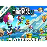 Clip: New Super Mario Bros. U Playthrough