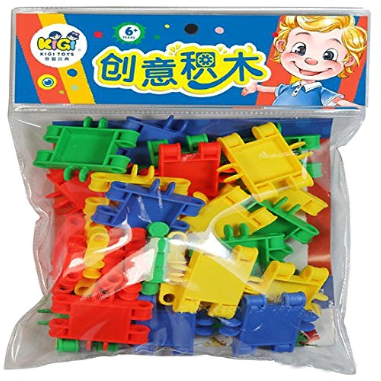 児童のアイデアおもちゃの積み木のぱずるだま