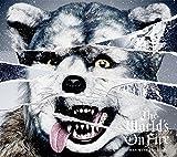 【メーカー特典あり】The World's On Fire(初回生産限定盤)(フォトブック付)(ダブルステッカー付)