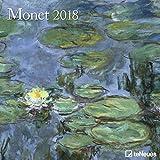 Monet 2018 Broschuerenkalender