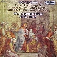 Messa a 4 Voci Laetaniae Della Beata Vergine a 6 V