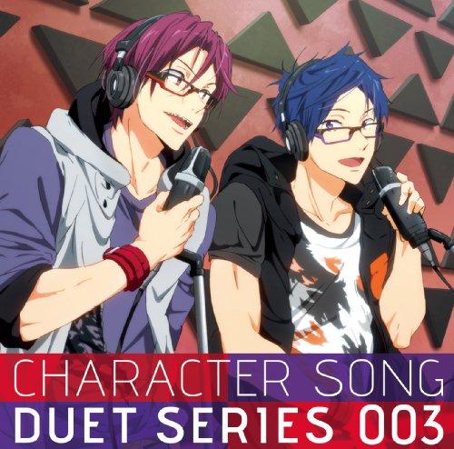 TVアニメ Free! キャラクターソング・デュエットシリーズ Vol.3の詳細を見る