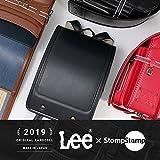 2019 ランドセル Lee×Stompstampコラボモデル リー×ストンプスタンプ 2019年 限定 9185564 Lee ランドセル 2019年モデル ブラック 2019..