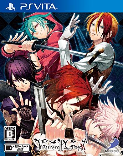 D3 パブリッシャーVamwolf Cross† 通常版  PS Vitaゲームソフト